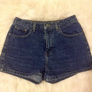 Vintage Calvin Klein® Denim Shorts